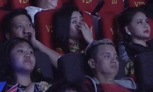 Nhiều sao Việt bật khóc khi xem 'Hạnh phúc của mẹ'