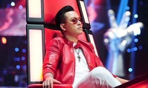Tuấn Hưng làm giám khảo The Voice 2019