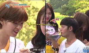Jung Joon Young bị lật lại hành động 'lạ' dành cho Jeong Yeon (Twice)