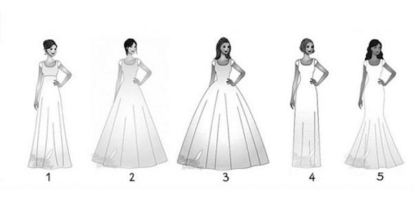 Trắc nghiệm: Giải mã nội tâm của bạn qua bộ váy cưới trong mơ