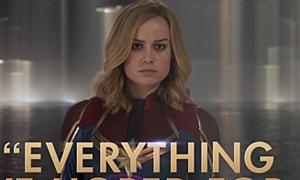 Nguồn gốc sức mạnh của Captain Marvel