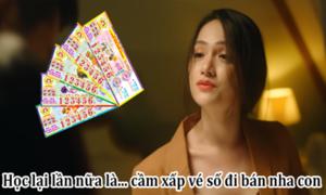 Hương Giang thoại một câu trong MV, fan xúm vào chế 100 cái ảnh hài hước