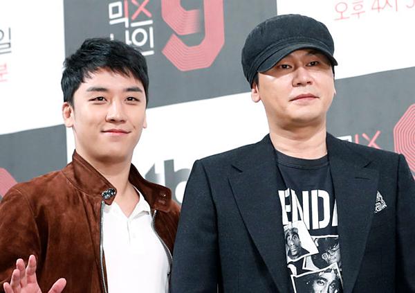 Với tuyên bố của YG, Seung Ri chính thức trở thành cựu thành viên Big Bang.
