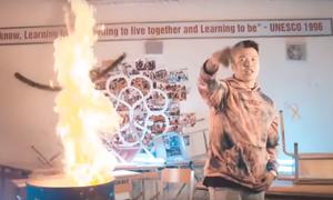 Nhóm nhạc LOCOBoiz bị công an triệu tập làm rõ nghi án đốt sách
