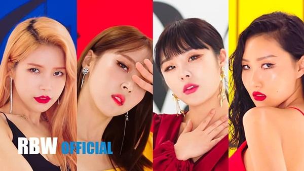 Bốn cô gái Mamamoo nhá hàng comeback với hình tượng quyến rũ, sắc sảo.