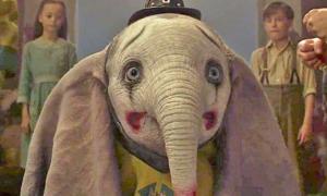 'Dumbo' trở lại cùng dàn sao Hollywood