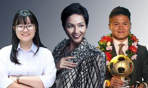 10 gương mặt trẻ Việt Nam tiêu biểu 2018