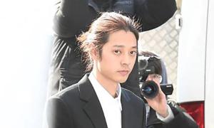 Joon Young tới đồn cảnh sát, hợp tác điều tra về bê bối sex