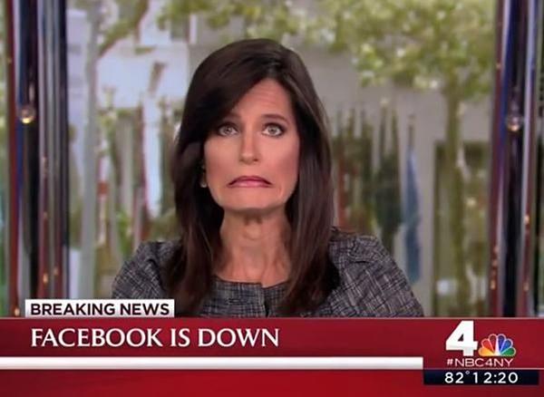 Từ rạng sáng 14/3, một số dịch vụ của mạng xã hội lớn nhất thế giới như facebook, instagram đều hoạt động không ổn định. Sự cố đã kéo dài hàng giờ và nhiều người đã để lại lời than phiền vì họ không thể đăng nhập, số khác lại khônggửi ảnh, bình luận được. Ảnh chế về facebook bị đơ cũng ngập tràn trên mạng.