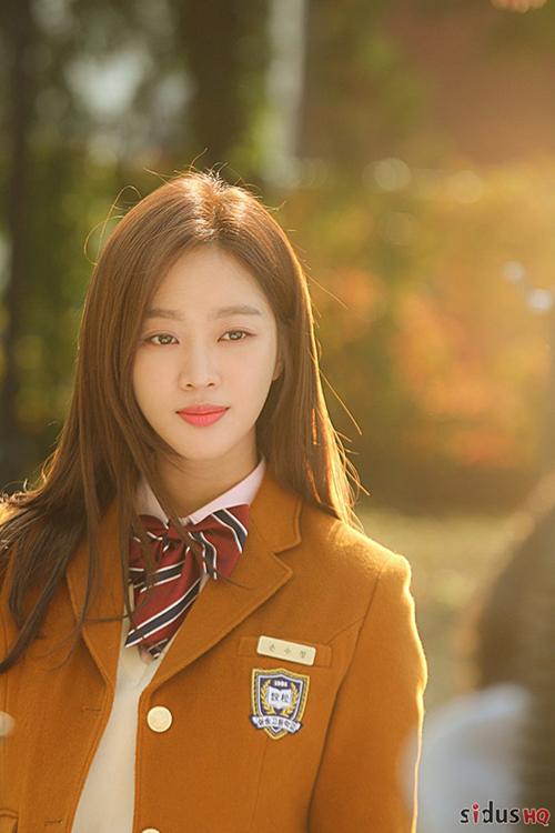 Nữ diễn viên Jo Bo Ah vượt qua nhiều idol tiếng tăm khác để chiếm vị trí thứ 5 trong bảng xếp hạng, Trong bộ phim  My Strange Hero, Bo Ah xây dựng hình ảnh mối tình đầu quá đẹp, hoàn hảo và chiếm trọn trái tim các nam sinh trung học trường Sopa. Jo Bo Ah cũng được lòng công chúng nhờ vẻ đẹp tự nhiên.