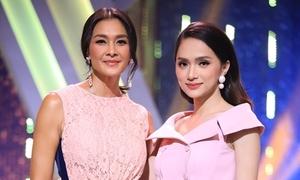 Lukkade cùng Hương Giang tìm 'trai thẳng' cho các nàng độc thân