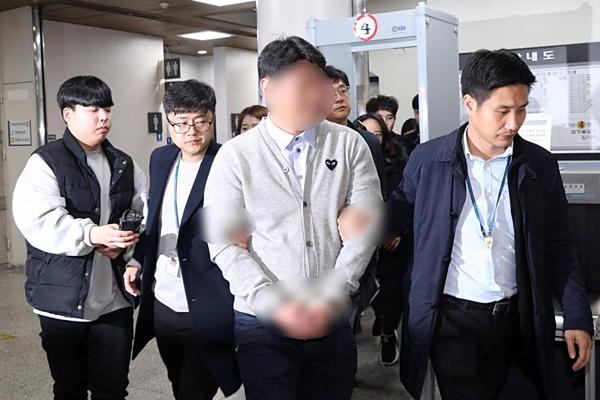 Lộ diện cảnh sát trưởng cấu kết với Seung Ri, một cựu cảnh sát khác bị bắt giữ - 1