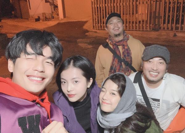 Yến Chibi hé lộ dự án phim mới hợp tác cùng Quốc Anh, Yu Dương.