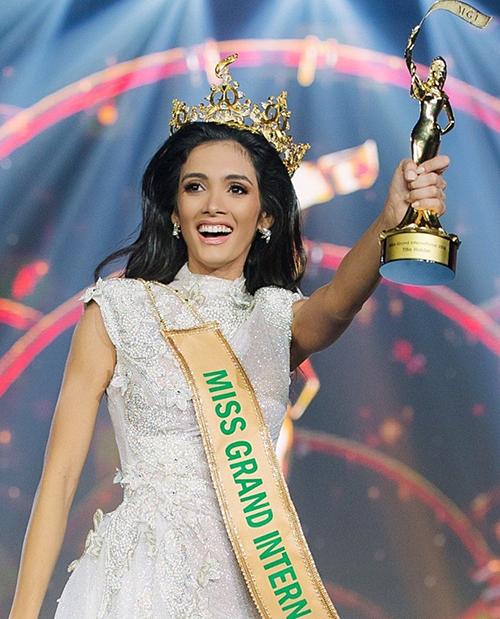 Clara Sosa sẽ trao vương miện cho người kế nhiệm tại Venezuela.