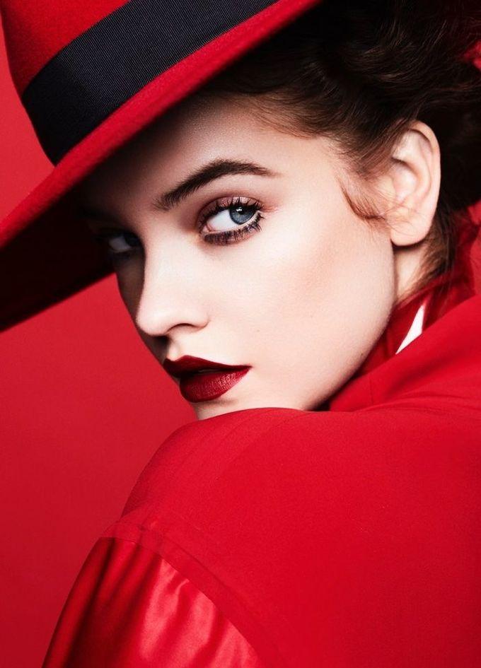 <p> Có vóc dáng đầy đặn nhưng Barbara vẫn phù hợp với thời trang cao cấp nhờ thần thái cuốn hút.</p>