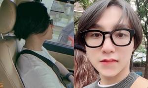 Em trai Sơn Tùng M-TP chỉ đổi kiểu tóc cũng hút like