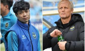 Trang chủ K-League tiếp tục tê liệt ngày Công Phượng ra sân