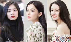 10 mỹ nhân đẹp nhất châu Á năm 2019
