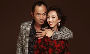 Thu Trang - Tiến Luật phủ nhận chuyện mang bầu lần hai