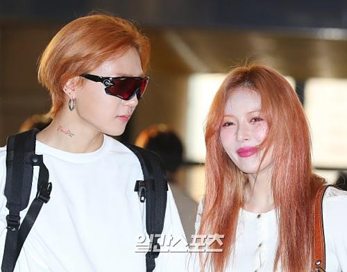 Tình yêu của Hyun Ah - EDawn được netizen khen ngợi giữa bão scandal Kbiz - 2