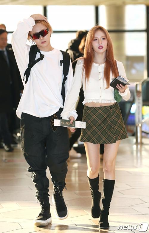 Tình yêu của Hyun Ah - EDawn được netizen khen ngợi giữa bão scandal Kbiz