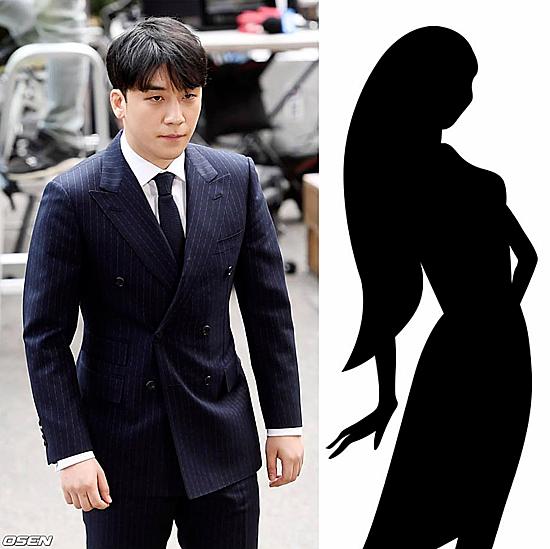 Lời khai của cô A có lợi cho Seung Ri.