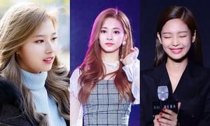Top 5 nữ idol xinh đẹp nhất ngoài đời thực do các sao bình chọn