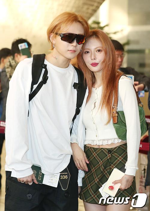 Tình yêu của Hyun Ah - EDawn được netizen khen ngợi giữa bão scandal Kbiz - 4
