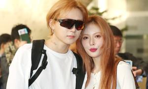 Tình yêu của Hyun Ah - E'Dawn được netizen khen ngợi giữa bão scandal Kbiz