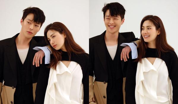 Nana kết đôi cùng Jang Ki Yong chụp hình quảng bá cho drama mới Kill it của đài OCN. Cặp đôi màn ảnh mới đầy thần thái khi tạo dáng nhưng cũng rất đáng yêu trong hậu trường.