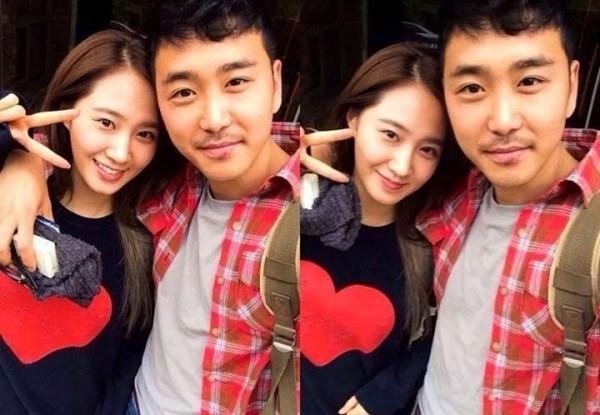 Hai anh em Yuri và Kwon Hyuk Jun.