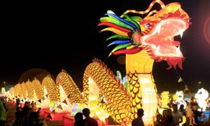 30 đèn lồng khổng lồ sẽ xuất hiện ở Sài Gòn