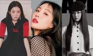 Irene, Jennie đọ sắc cùng loạt sao Hàn trên tạp chí tháng 4