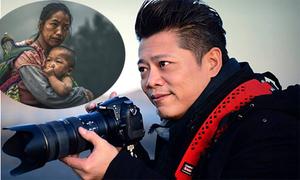Tác giả đoạt giải 120.000 USD: 'Tôi không dàn dựng bức ảnh chụp ở Việt Nam'