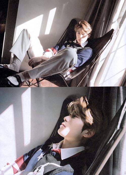 Mỹ nam SM Jae Hyun (NCT) đốn tim fan bởi vẻ lãng tửcuốn hút trên Grazia.