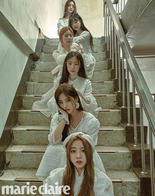 6 cô gái (G)I-DLE