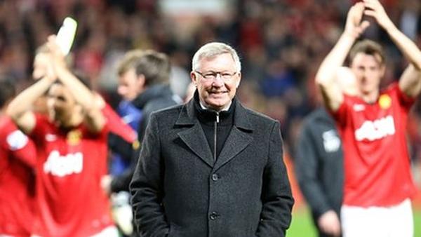 Ferguson là HLV thành công nhất trong lịch sử Man Utd và bóng đá Anh.