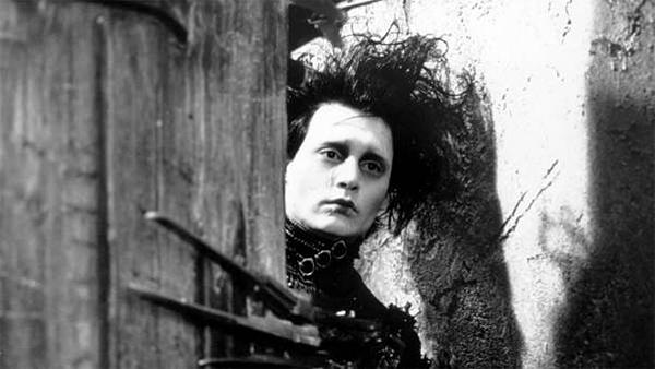 Edward Edward Scissorhands là tác phẩm đã giúp Johnny Depp nổi danh.