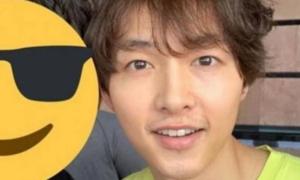 Song Joong Ki bị bàn tán vì vẻ ngoài xơ xác