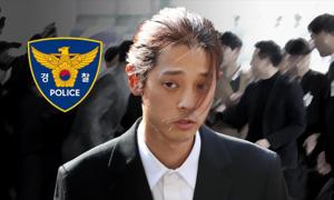 Jung Joon Young bị bắt