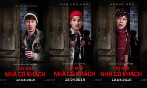 Dàn diễn viên phim kinh dị hài 'Lật mặt: Nhà có khách' của Lý Hải