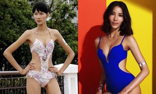 Hoàng Thùy: Từ người mẫu 'cò hương' đến Á hậu nóng bỏng bậc nhất showbiz