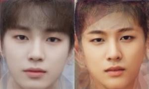 Trộn khuôn mặt các thành viên, đố bạn đó là boygroup nào?