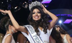 Lộ cảnh say xỉn đến nôn ọe, Hoa hậu Peru có nguy cơ mất vương miện