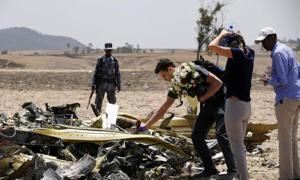 Phi công Ethiopian Airlines chưa được huấn luyện với Boeing 737 MAX 8 trước thảm họa