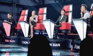 'Chiếc ghế đặc biệt' của Giọng hát Việt: Hễ HLV ngồi là học trò chiến thắng