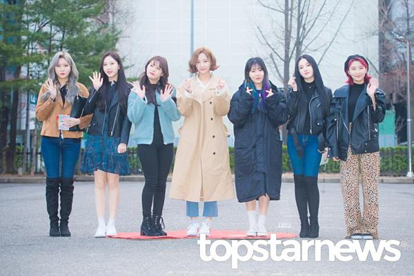Momoland độ nhan sắc với Chae Yeon lên đường đến Music Bank