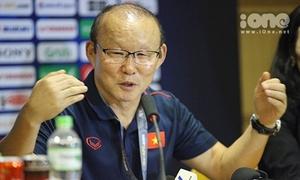 HLV Park Hang-seo: 'Tôi hài lòng với kết quả ra quân của U23 Việt Nam'