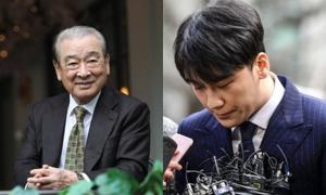 Tài tử gạo cội Hàn Quốc: 'Tôi không hiểu sao Seung Ri lại hành động như vậy'