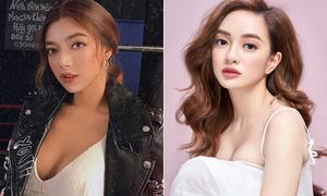 Phong cách gợi cảm đậm chất Tây của 3 mỹ nhân lai hot nhất màn ảnh Việt